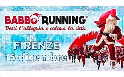 15 dicembre – Babbo Running 2019