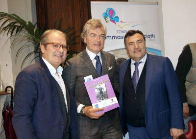 Presentazione nuovo libro Antognoni