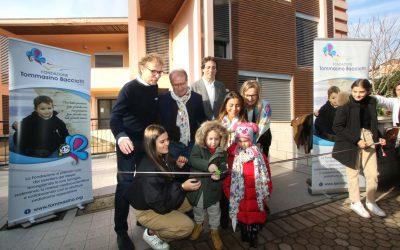 Inaugurazione 22^ Casa Accoglienza Tommasino