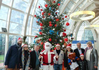Natale al Meyer con il Sindaco Dario Nardella 2019