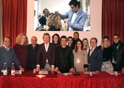 Presentazione libro Gian Marco Hair