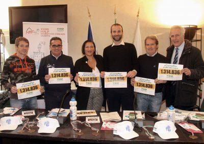 Conferenza Stampa Half Marathon Palazzo Vecchio
