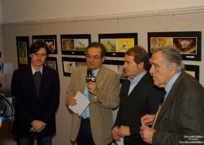 Mostra Aldo Andreoli