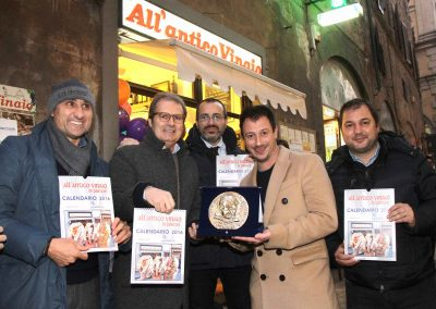 Calendario 2016 All'Antico Vinaio