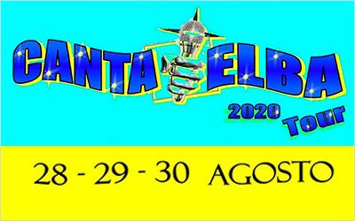 28/30 agosto – CantaElba 2020