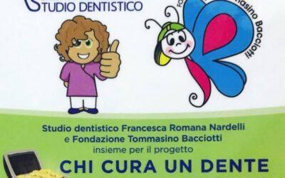 Novembre 2020 Chi cura un dente dona un tesoro