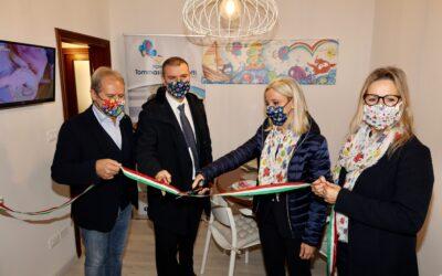 6 Novembre 2020 – Inaugurazione 23^ Casa Accoglienza Tommasino