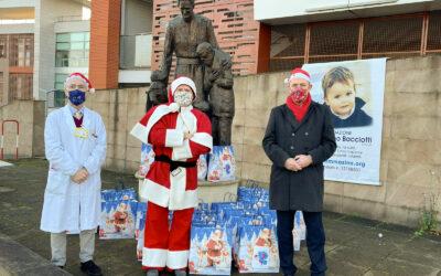 21 dicembre – Babbo Natale al Don Gnocchi
