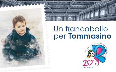 4 dicembre 2020 – Un francobollo per Tommasino