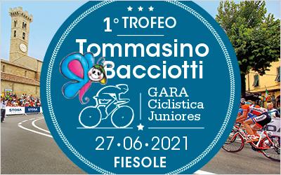 1° Trofeo Tommasino Bacciotti – Ciclismo