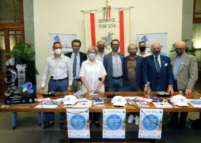 1° Trofeo Tommasino Bacciotti – Conferenza stampa