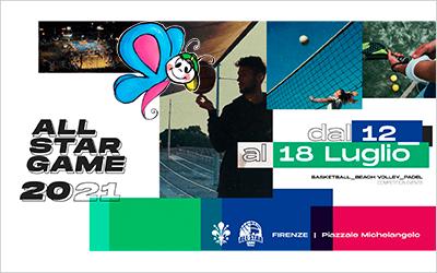 12-18 luglio All Star Game 2021