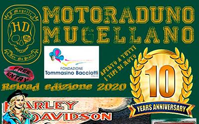 10° MotoRaduno Mugellano